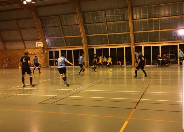 J7 D1: CSA Doullens - Cagny B 02/12/19