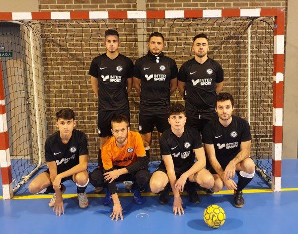 2ème Match Futsal FCD: CSLG Béthune - CSA Doullens 04/12/19