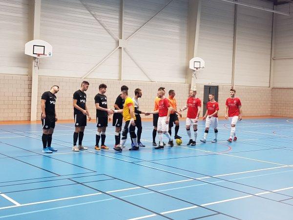 4ème Tour de Coupe de France Futsal: Mazingarbe - CSA Doullens 06/12/19