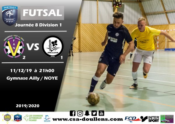 J8 D1: Ailly B - CSA Doullens A 11/12/19