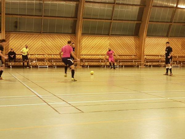 J8 D1: CSA Doullens B - Amiens Etouvie 12/12/19
