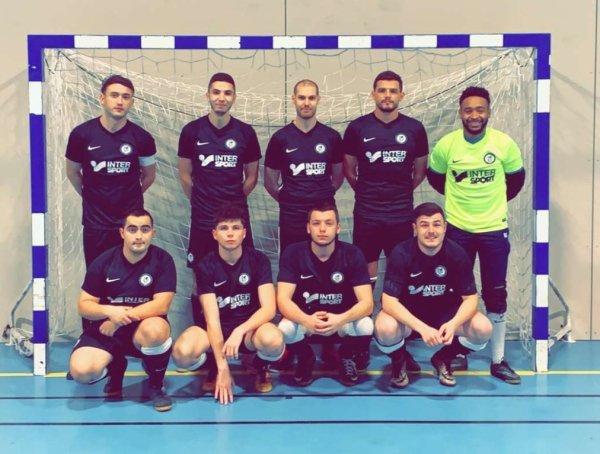 J9 D1: New Team - CSA Doullens B 20/12/19