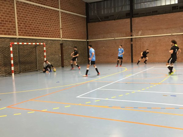 J10 D1: Amiens Marivaux B - CSA Doullens A  06/01/20