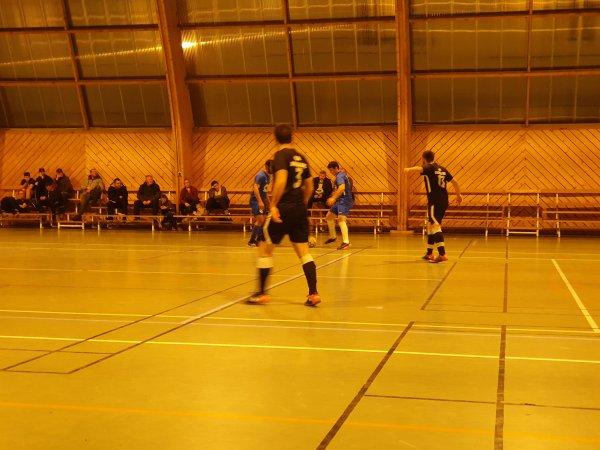 J10 D1:  CSA Doullens B - Amiens Réal B 09/01/20