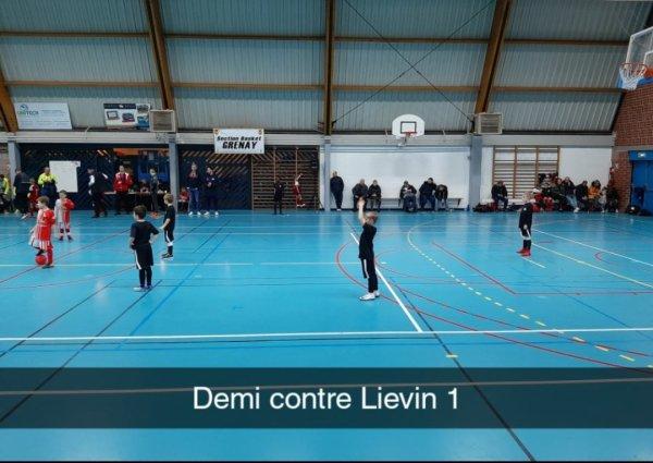 Tournoi Futsal u8u9 à Grenay 12/01/20