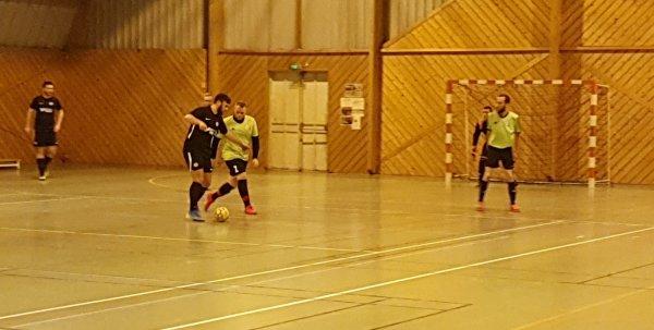 Championnat Futsal FCD : CSA Doullens - CSLG Beauvais 20.01.20