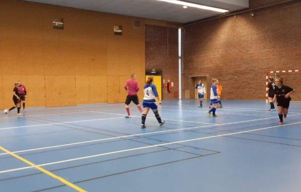 J4 Championnat Futsal Féminin: Le Hamel - CSA Doullens 02/02/20