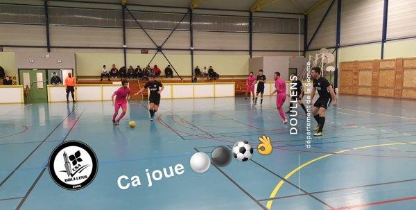 J14 D1:  CSA Doullens  - Amiens Etouvie 03/02/20