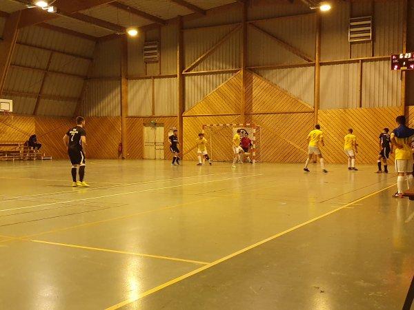 Coupe de la Ligue Futsal: CSA Doullens - Ailly sur Noye 10/02/20