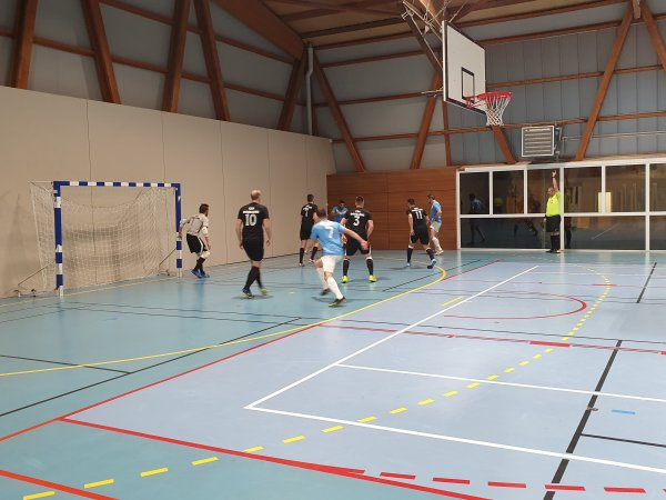 J15 D1: New Team - CSA Doullens 14/02/20