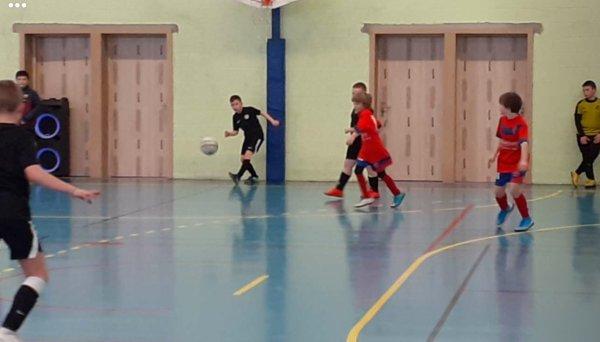 Tournoi futsal u10u11 RC Doullens 15/02/20