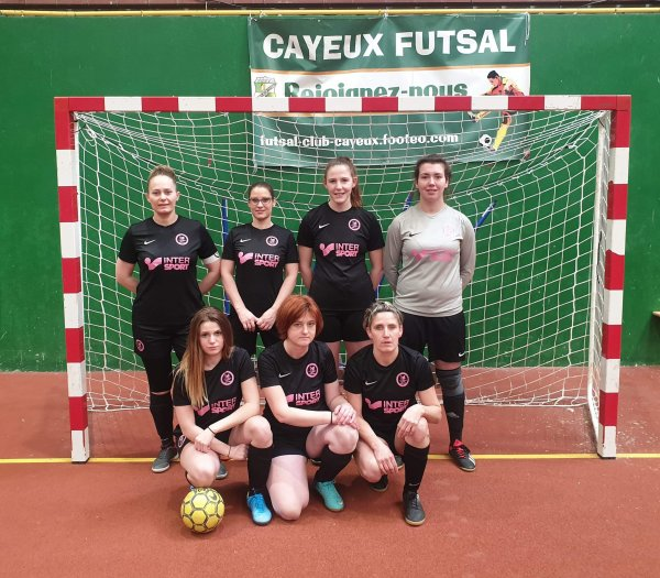 Coupe de la Ligue Futsal Féminine 15/02/20