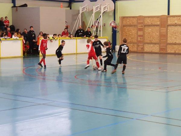 Tournoi futsal u8u9 du RC Doullens 16/02/20