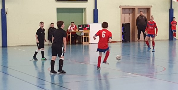 Tournoi futsal u12u13 du RC Doullens 16/02/20
