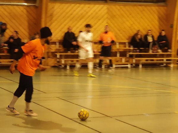 J13 D1: CSA Doullens 2 - Ailly sur Noye 20/02/20
