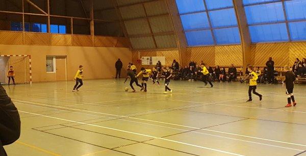 Match Amical Futsal u10u11 contre Camon 24/02/20