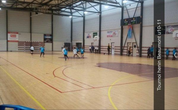 Tournoi Futsal U10U11 Hénin Beaumont 29/02/20