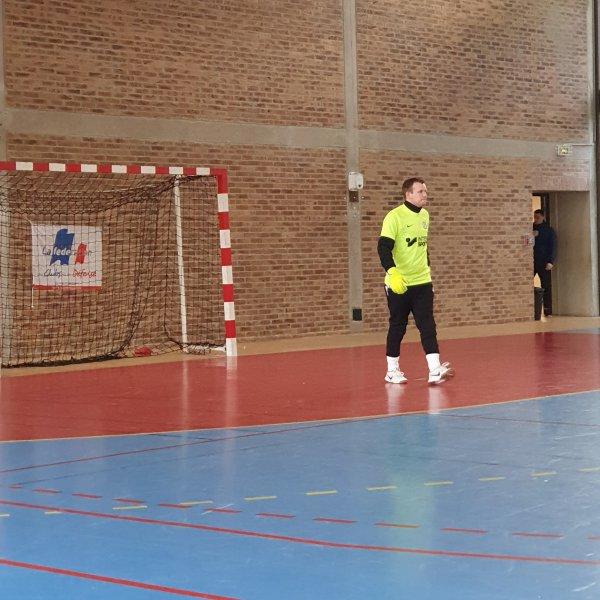 Finale Régionale Futsal FCD à Reims 06/03/20