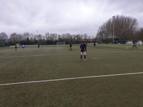 Match Amical Foot Herbe Féminin: Albert USOAS - CSA Doullens 08/03/20