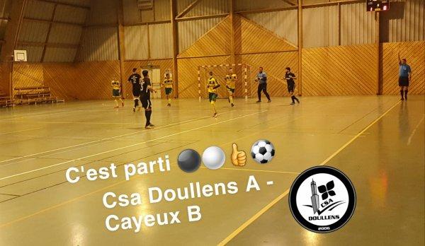 J18 D1: CSA Doullens - Cayeux B 09/03/20