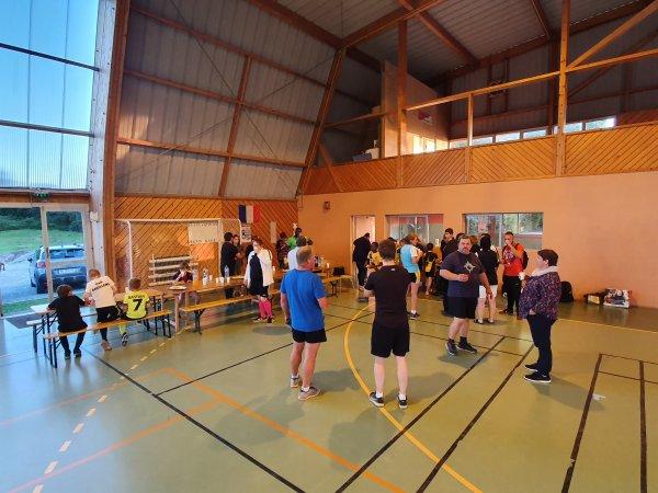 Soirée futsal Parents-Enfants 06/07/20
