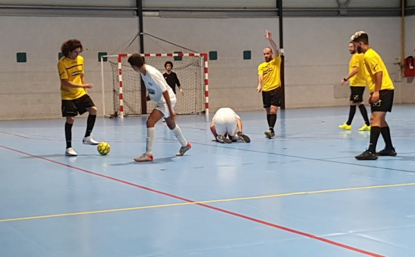 Match Amical CSA Doullens - Amiens Marivaux 03/09/20