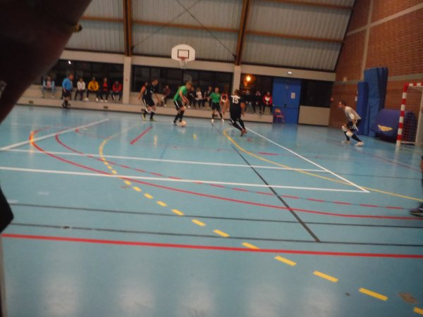 Match Amical Futsal Grenay - CSA Doullens 07/09/20