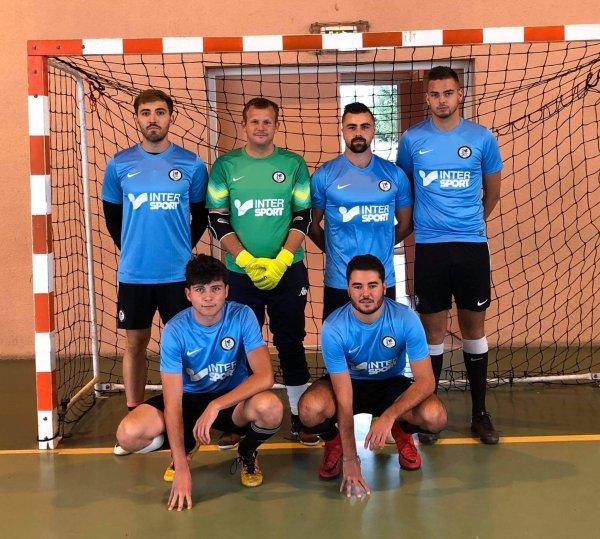 Match Amical Futsal 07/09/20