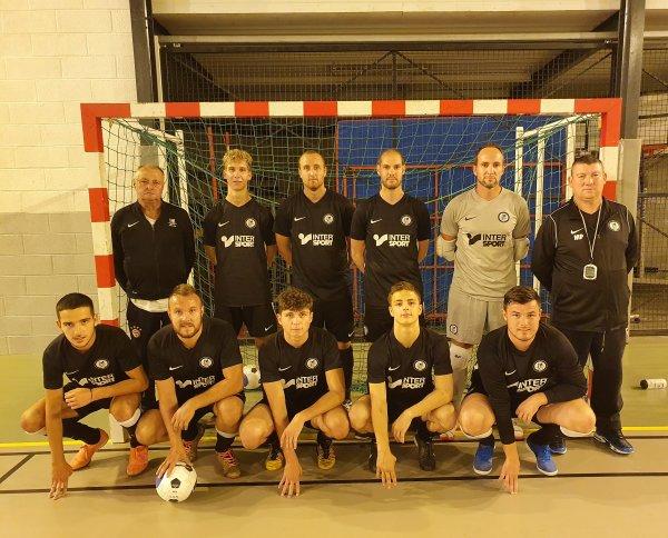 Match Amical Futsal: Cayeux - CSA Doullens 22/09/20