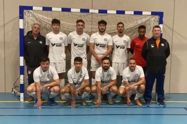 Match Amical Futsal: New Team - CSA Doullens 30/09/20
