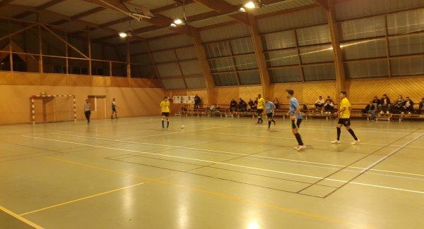 Match Amical Futsal: CSA Doullens - Amiens Marivaux 05/10/20