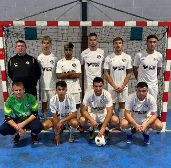Match Amical Futsal: Amiens Marivaux B - CSA Doullens B 08/10/20