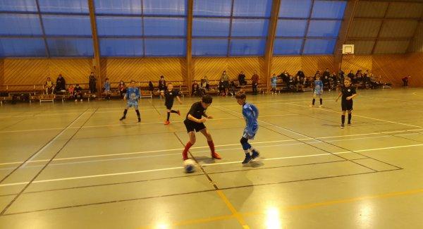 Match Amical Futsal u10u11: CSA Doullens - Talmas 12/10/20
