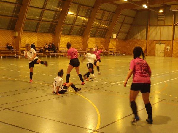 Match Amical Futsal Féminin: CSA Doullens - Cayeux 15/10/20