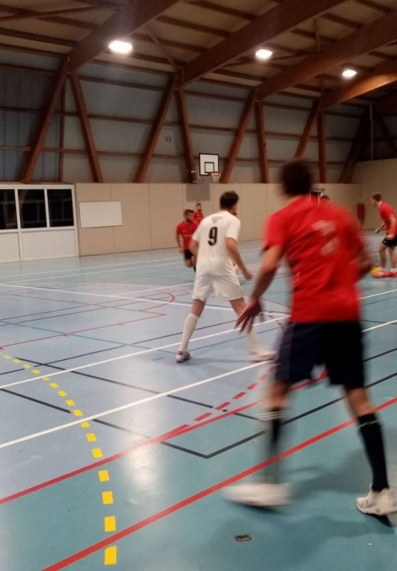 Match Amical Futsal: Cagny - CSA Doullens 15/10/20