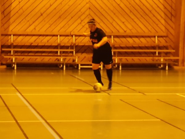Match Amical Futsal Féminin: CSA Doullens - Roye u18  22/10/20