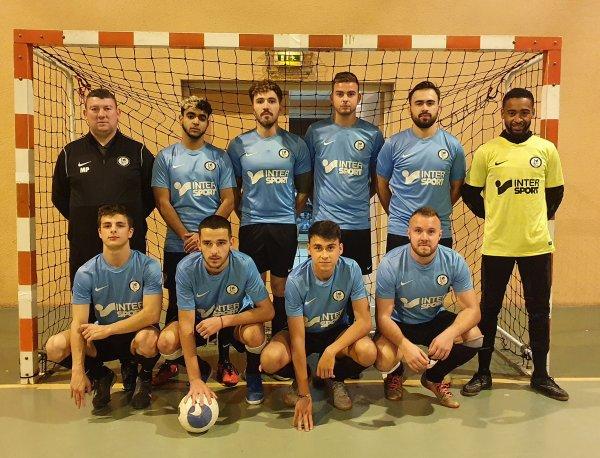 Match Amical Futsal: CSA Doullens - St Fuscien 22/10/20