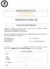Bulletin d'inscription Tournoi Futsal U10-U11  18/04/21