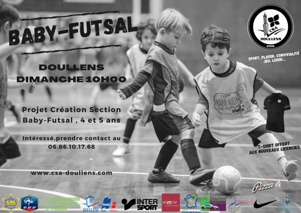 Baby Futsal