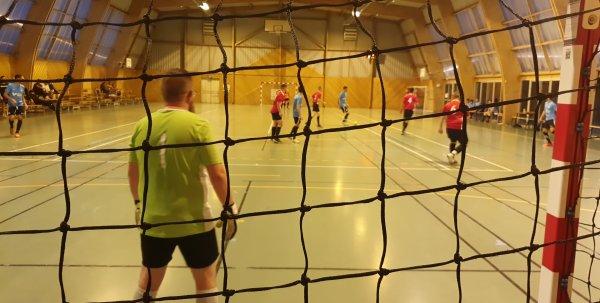Match Amical Futsal Séniors: CSA Doullens - Conty 13/09/21