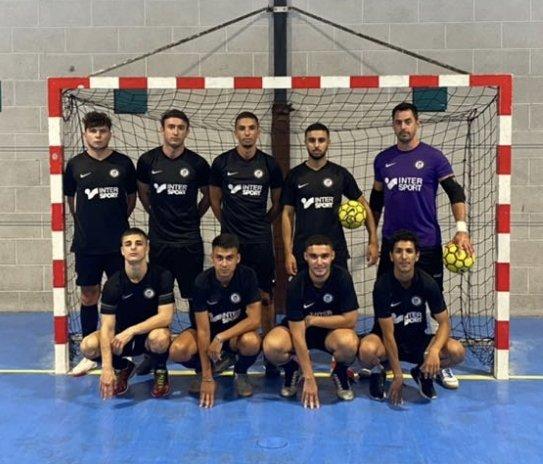 Match Amical Futsal Séniors: Amiens Marivaux - CSA Doullens 16/09/21