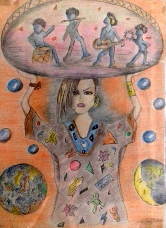 La planete en musique