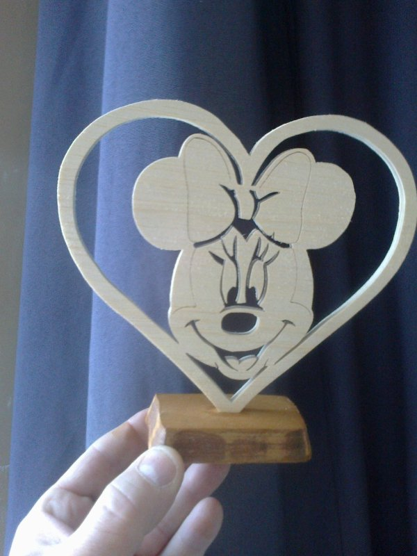 toujours Minnie