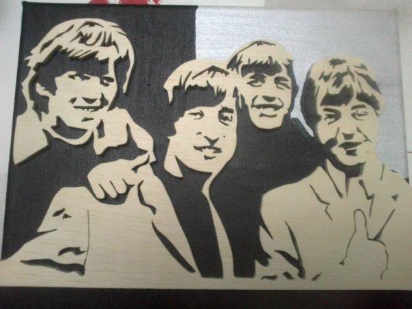 The Beatles Yeah yeah yeah