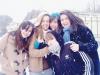 # 02.02.2012 :: La neige est lààààà !!!♥