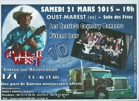 BAL COUNTRY A OUST MAREST (80) LE 21 MARS 2015