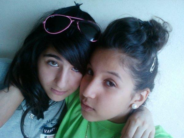 Elle et moi,une histoire depuis toujours....<3