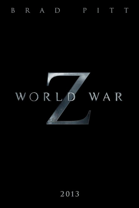 World War Z, le nouveau film de Marc Forster (Quantum of Solace, Neverland) avec Brad Pitt, Mireille Enos (The Killing), Daniella Kertesz , James Badge Dale et Matthew Fox.. Ca promet ! ^^