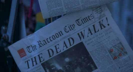 THE DEAD WALK !