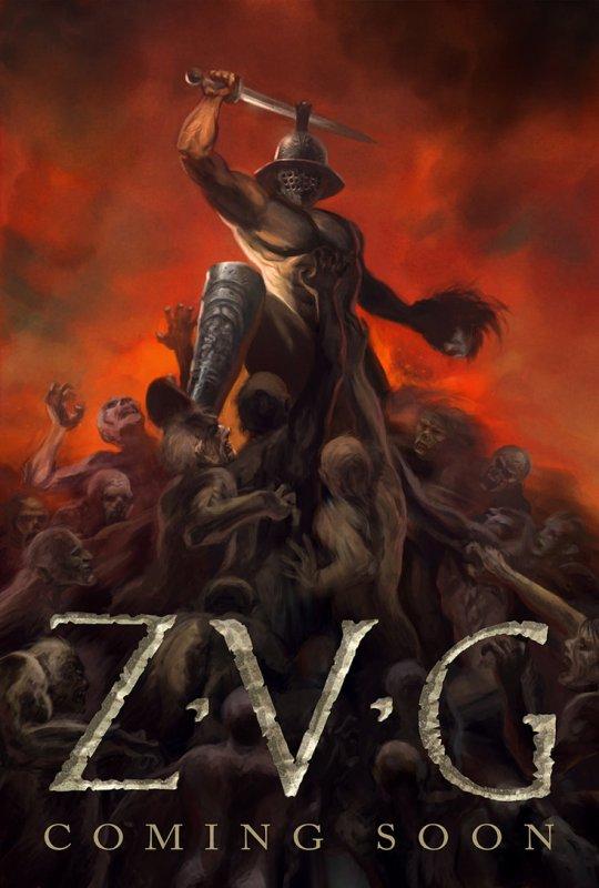 """Clive Barker en charge d'écrire le film d'horreur : """" Zombies vs Gladiators """""""